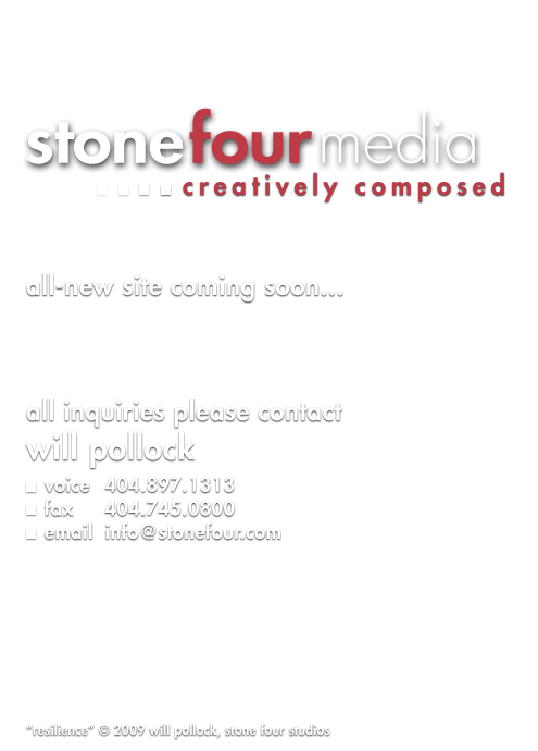 Stone Four Media - Coming Soon!